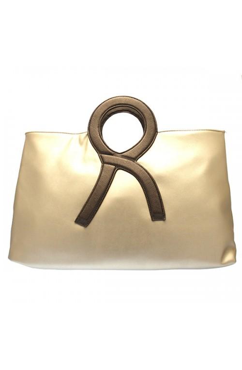 Borsa Roberta di Camerino Erre Donna shopping oro - RC0183-600