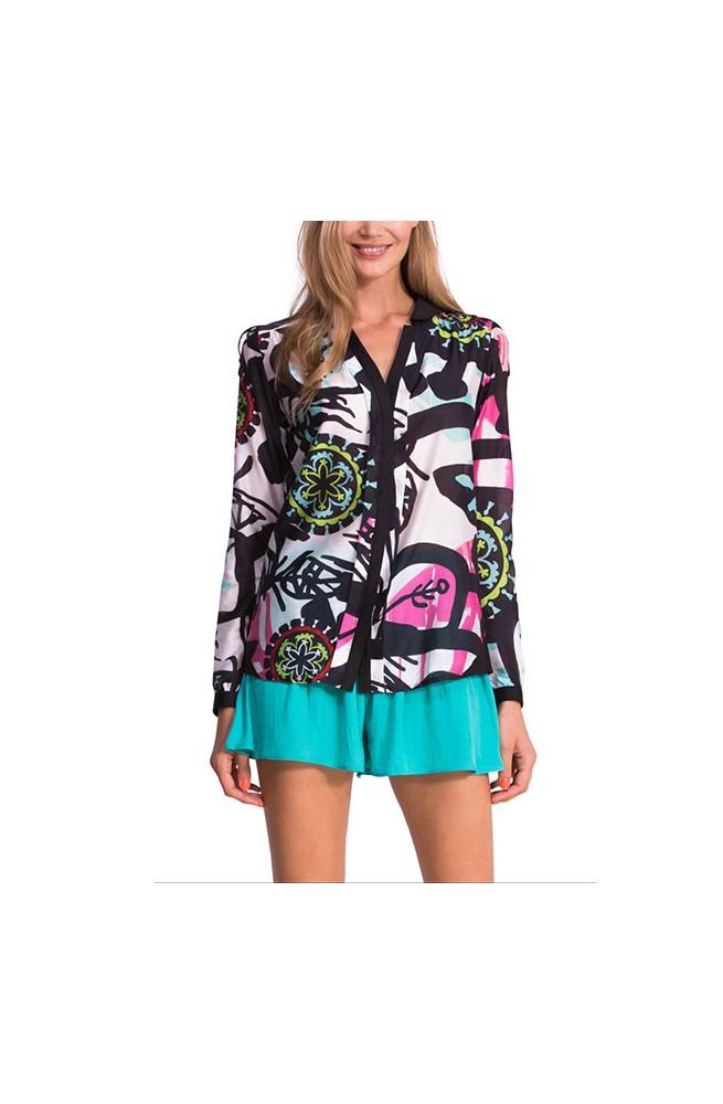 Camicia da donna Desigual modello MARTA - 51C2LA2-3001-S