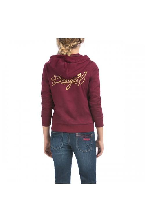 Desigual girl's BALZAC sweatshirt 57S34D5-3105-3-4
