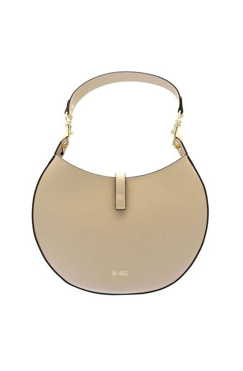 Borsa Massimo Braccialini Moon Bag Donna Beige - M139-BEIGE