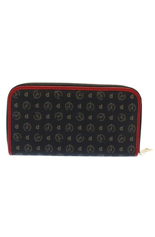 POLLINI Wallet Ladies Black red - TE9001PP02Q1100B
