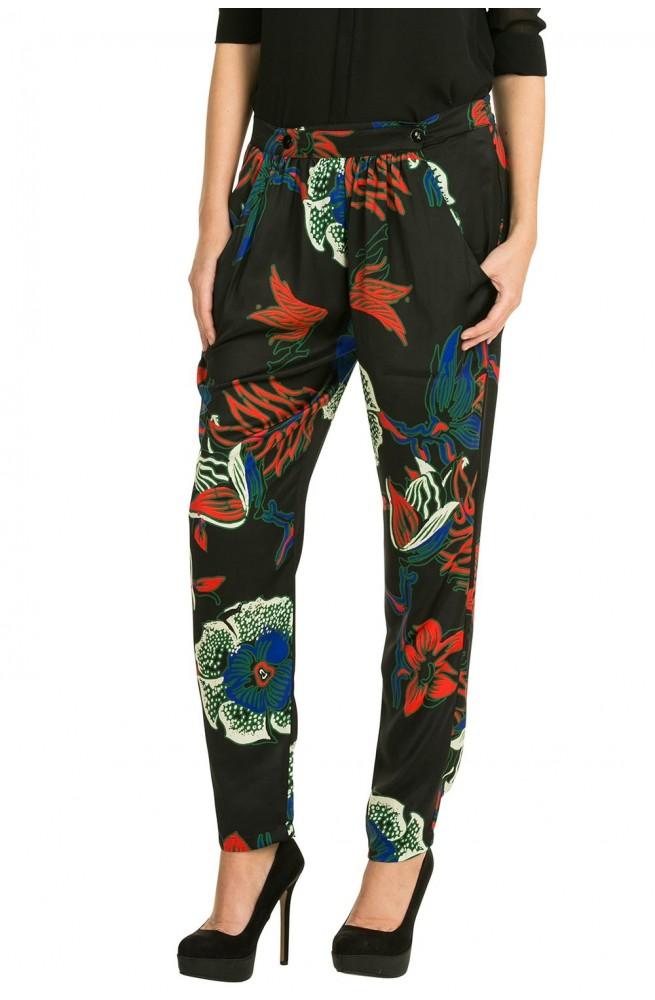 Desigual women's Martina trousers - 51P2LA2-2000-24