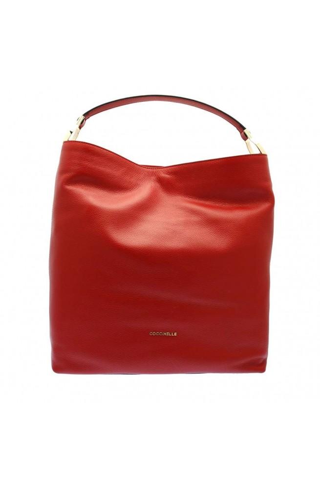 51183680a41f3 Coccinelle Tasche Damen Rot - E5bv355f407209 Spielraum Sammlungen ExkuAfSJp