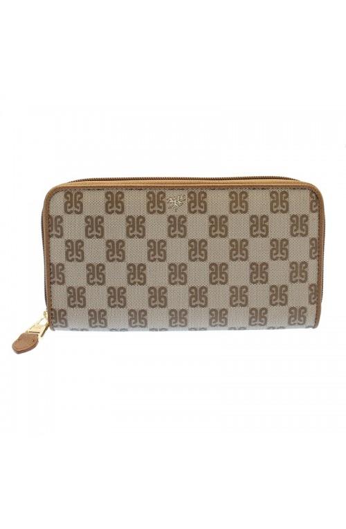 PIERO GUIDI Wallet MONOGRAMMA Female Natural-Leather - 602443088-11