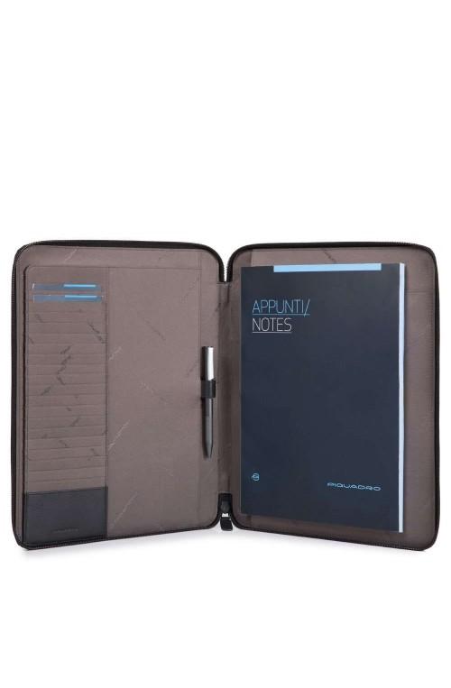 Portablocco Piquadro formato A4  porta penne P16 PB2830P16-CLASSY