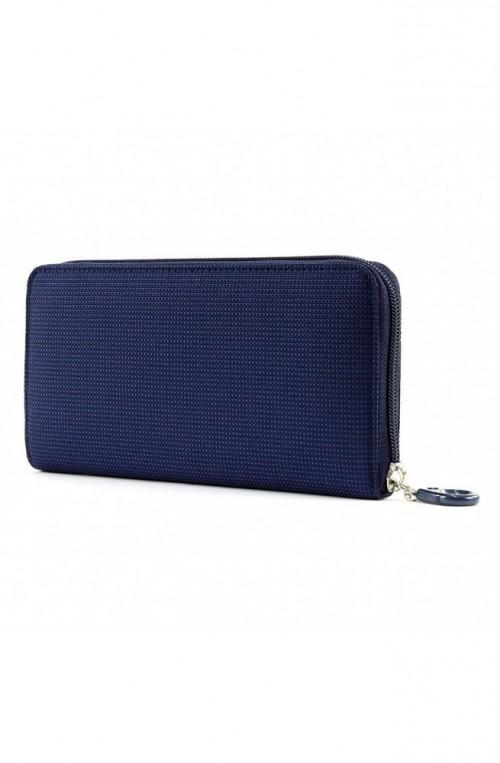 Mandarina Duck Wallet MD20 Female Blue - P10QMPN108Q