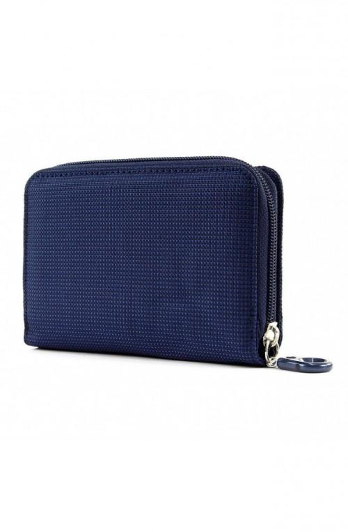 Mandarina Duck Wallet MD20 Ladies Blue - P10QMPN808Q