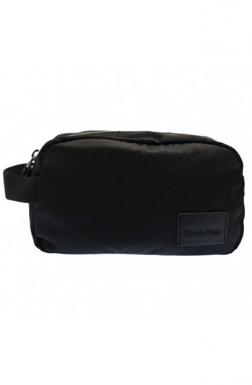 Beauty case CALVIN KLEIN EASE Uomo Nero - K50K503479001