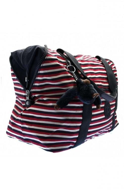 Borsa Kipling ART M Donna Sugar Stripe BI- K0136299Y