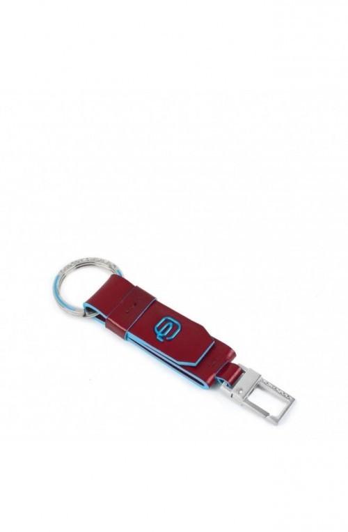 Portachiavi PIQUADRO Blue Square Rosso Uomo - PC3751B2-R