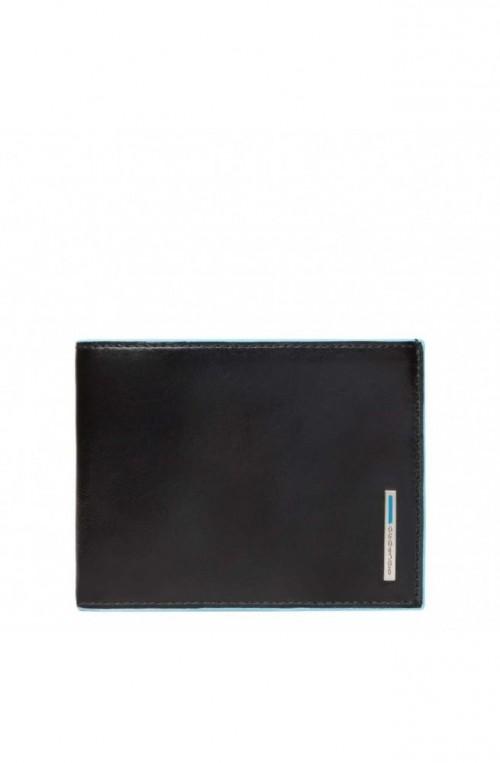 Portafoglio PIQUADRO BLUE SQUARE Uomo -PU1241B2R-N