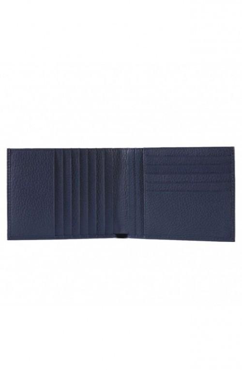 Portafoglio PIQUADRO Modus Uomo Pelle Blu PU1241MO-BLU