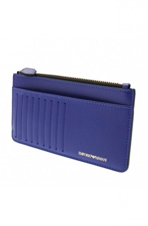 Porta carte di credito Emporio Armani SS2018 Donna Bluette - Y3H089-YH15A-81606