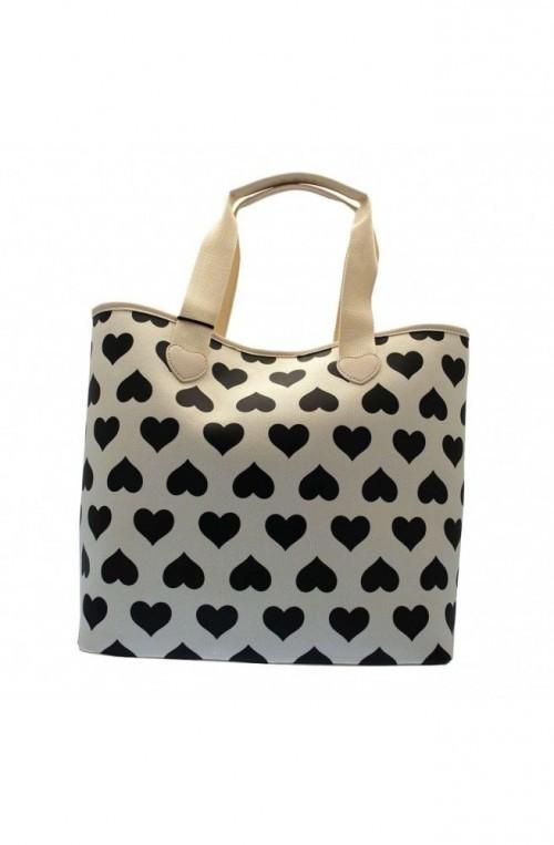 TWIN-SET Bag  Female Beige/Black - AS8PNA-02165