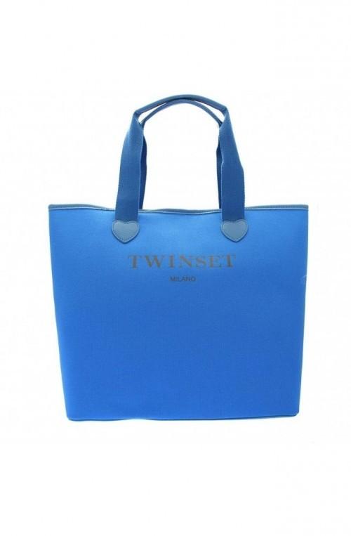 TWIN-SET Bag Female turquoise - AS8PNA-00023