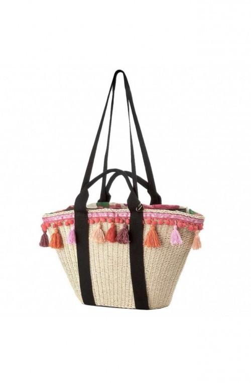 TWIN-SET Bag PROVOCAT/ARAN/NE Female Beige - OS8THB-02546