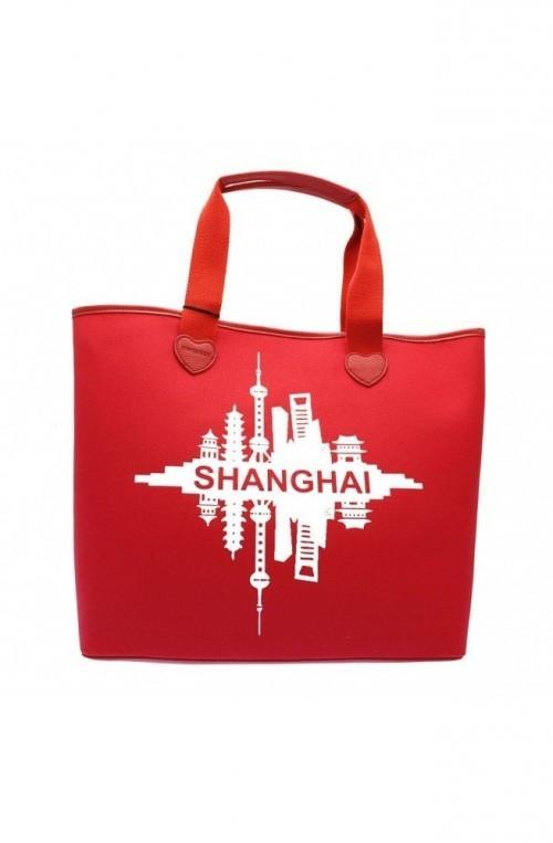 TWIN-SET Bag SHANGHAI Female Ruby - AS8PNA-02307