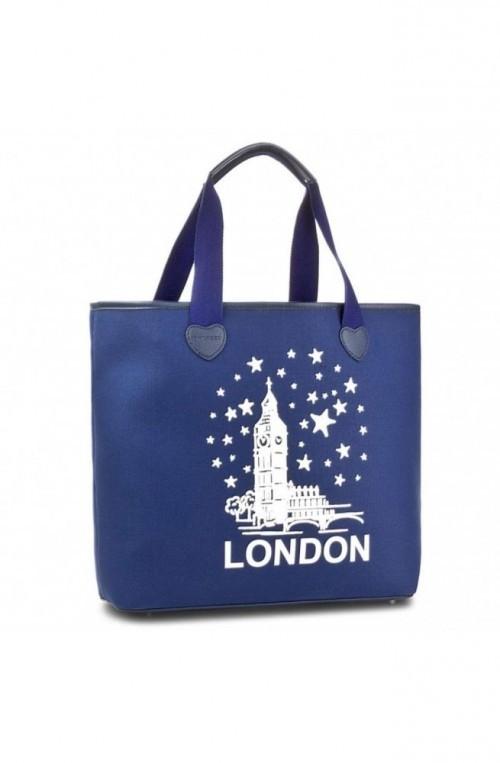 TWIN-SET Bag ST. LONDON Female Blue - AS8PNA-02303