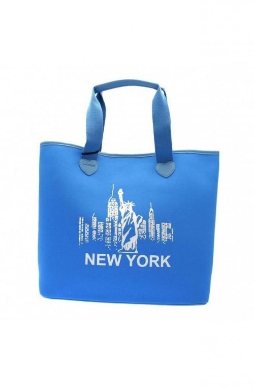 TWIN-SET Bag ST.NEW YORK Female Turquoise - AS8PNA-02304