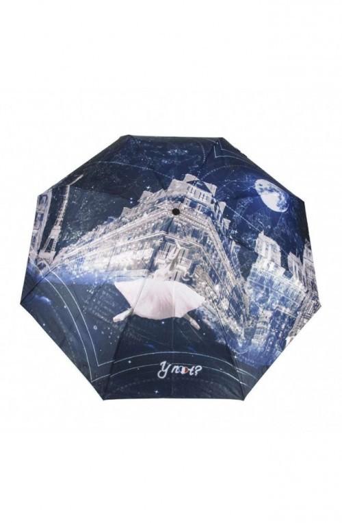 Ombrello YNOT Apertura e chiusura automatica, chiusura a strappo Fantasia - UM-001 PARIS