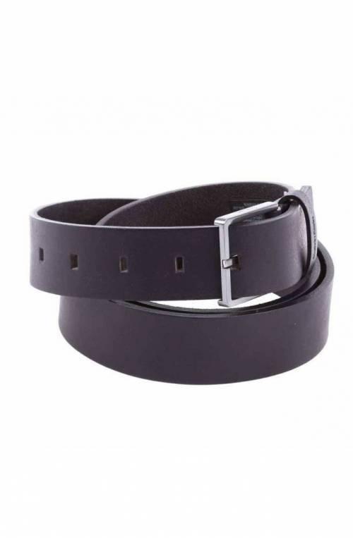 Cintura CALVIN KLEIN Uomo Pelle 95 Blu - K50K503421411-95