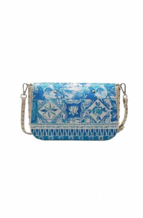 Borsa DESIGUAL LITTLE AMORGOS Donna Azzurro - 18SAXF21-5015-U