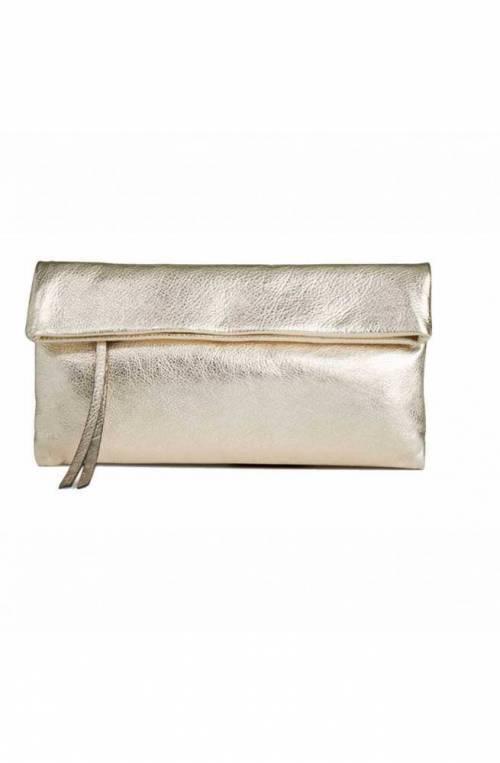 GIANNI CHIARINI Bag CHERRY MEDIUM Female Platinum - 523518PELMW571