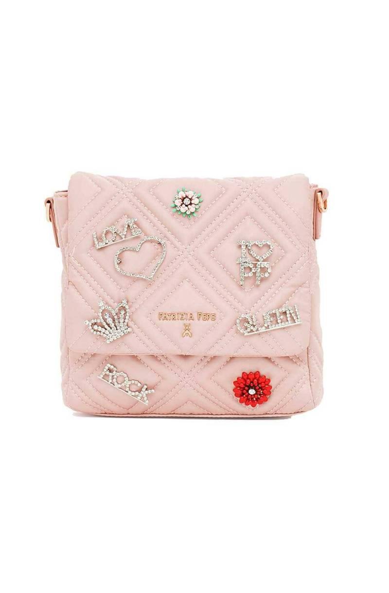 Tasche Damen Rosa - 2V7340-A3YN-R594 Patrizia Pepe 2kU2VV7Srf