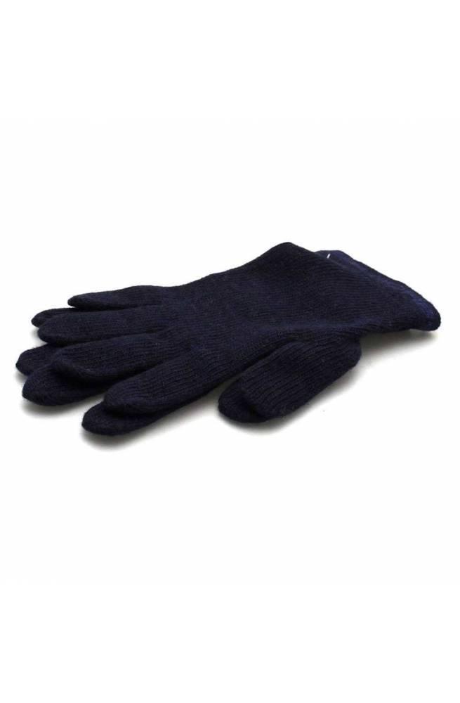 BORBONESE Handschuhe Damen Blau - 6DD042-U49-893