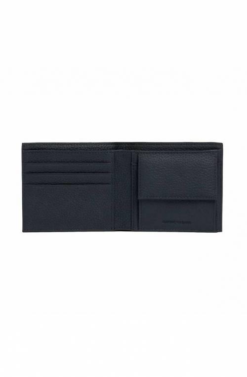 Emporio Armani Wallet Male Black - Y4R167-YDB9E-81072