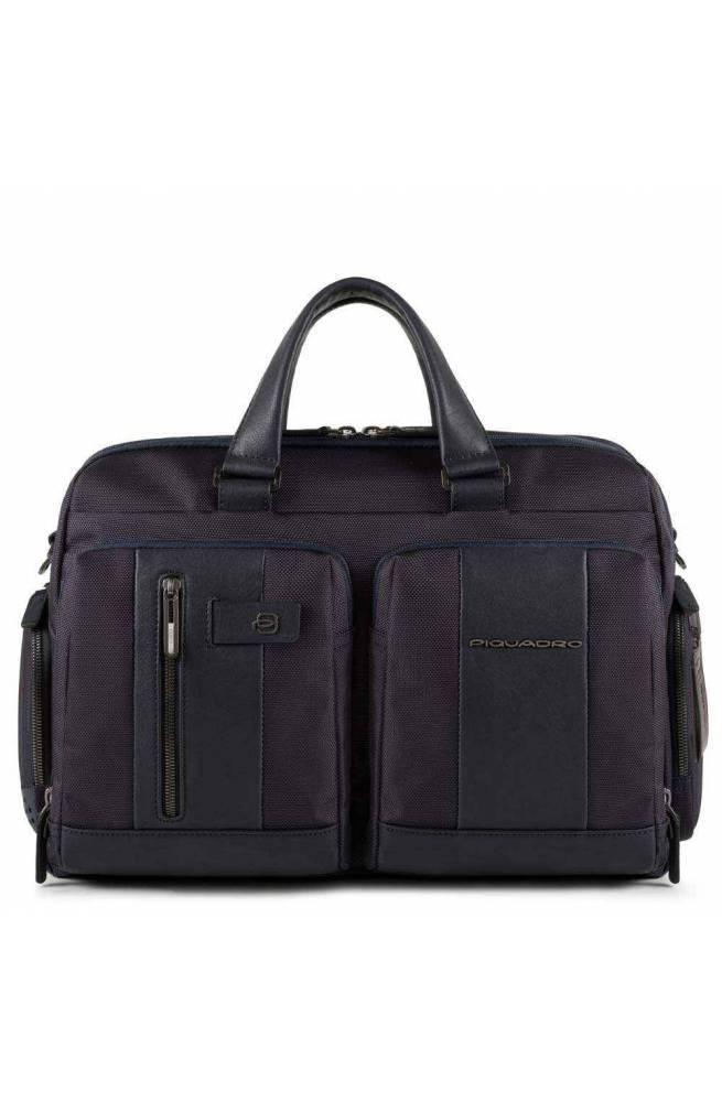 PIQUADRO Bag Unisex Blue - CA4441BR-BLU