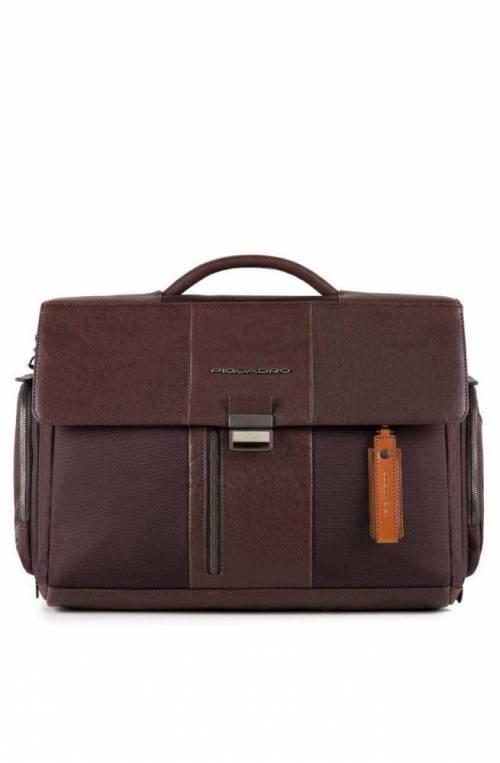 PIQUADRO Bag Unisex Brown - CA1045BR-TM