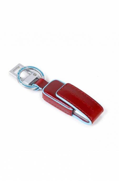 Portachiavi PIQUADRO 16GB Blue Square Unisex - AC4246B2-R