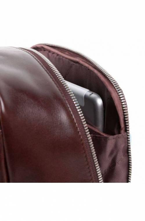 PIQUADRO Backpack Male Mahogany - CA4233B2-MO