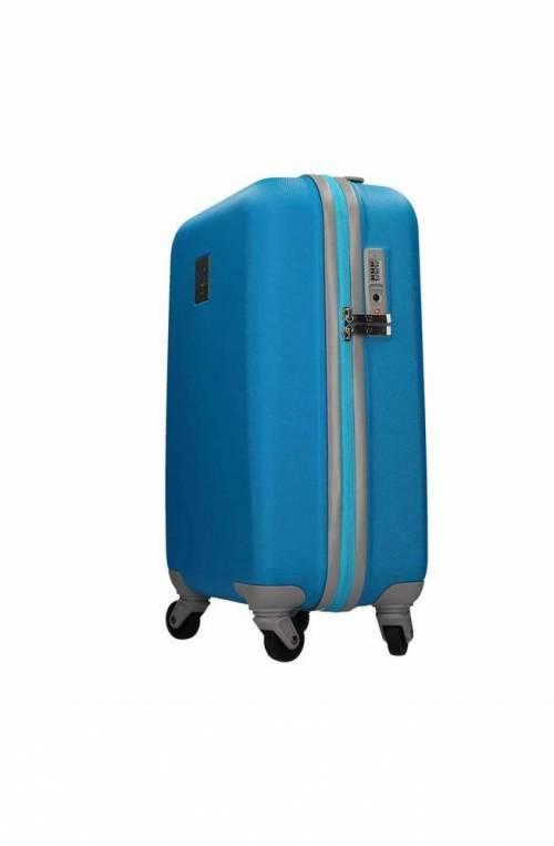 Trolley YNOT HARD SOLID Azzurro Unisex - J5001VH43