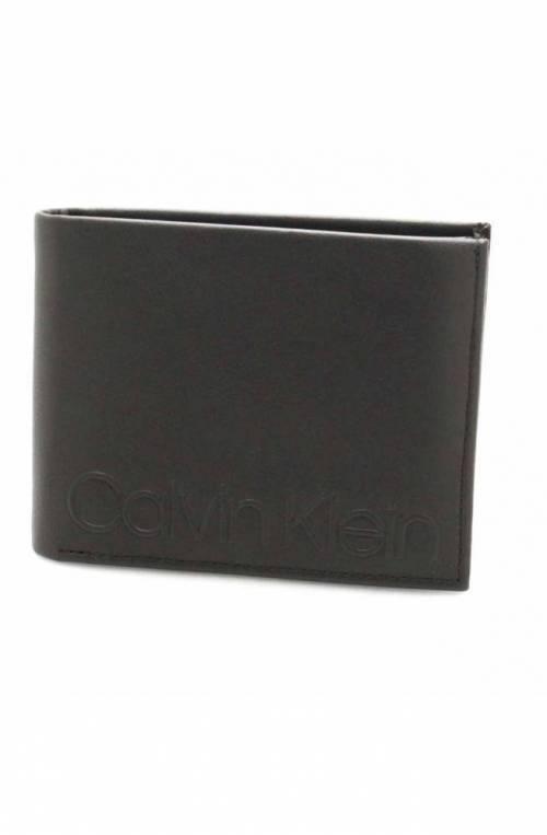 Portafoglio CALVIN KLEIN ESSENTIAL Uomo Nero - K50K503832001
