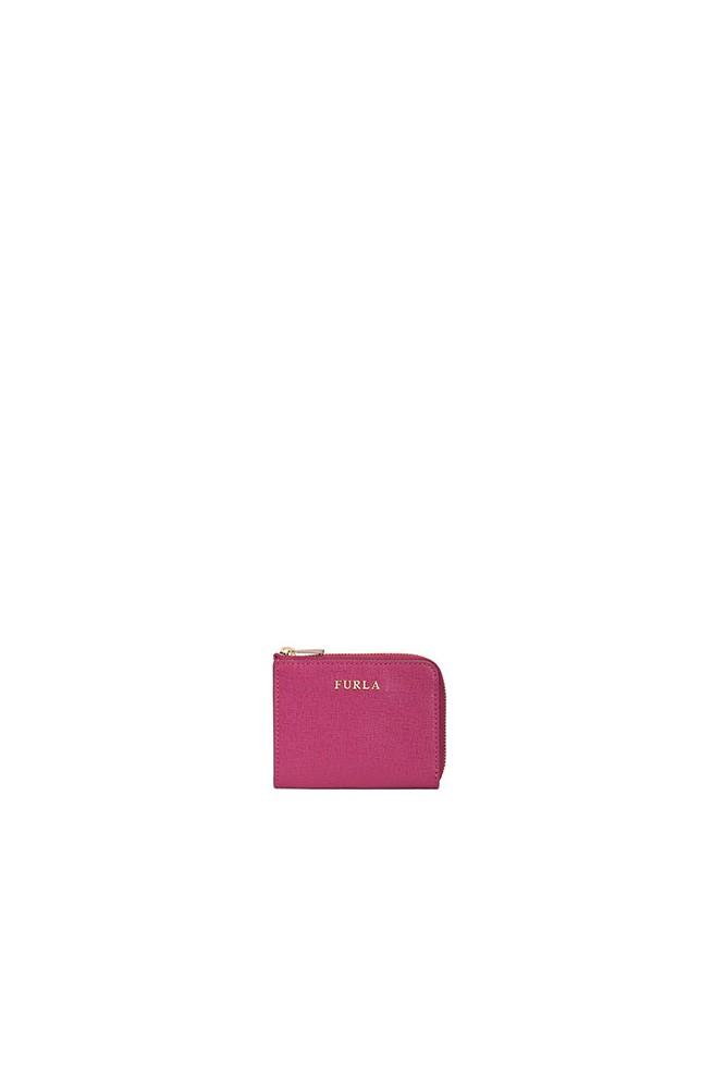 FURLA Zip coin BABYLON Female raspberry - 830427