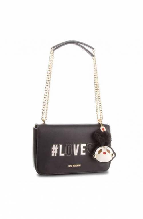 LOVE MOSCHINO Bag Female Black - JC4068PP16LK0000