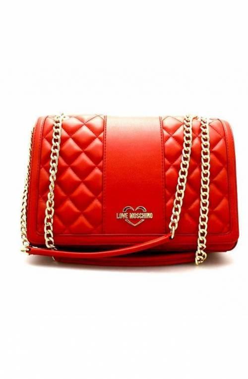 LOVE MOSCHINO Bag Female red - JC4000PP16LA0500