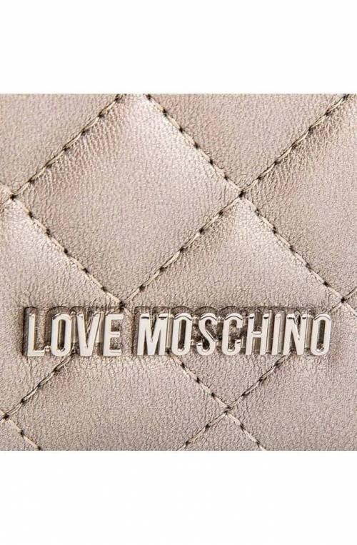 LOVE MOSCHINO Bag Pre Fall/Winter 2018 Female Bronze - JC4095PP16LO0910