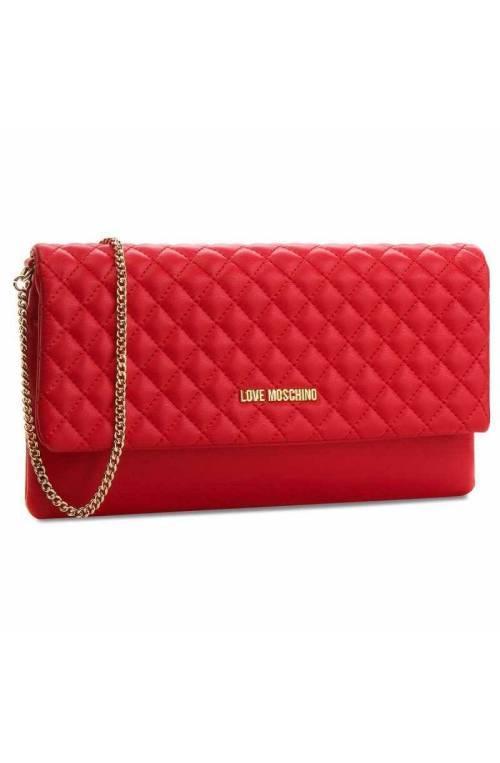 LOVE MOSCHINO Bag Pre Fall/Winter 2018 Female red - JC4097PP16LA0500