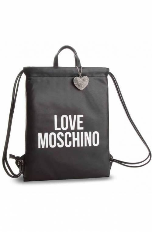 Zaino LOVE MOSCHINO Donna Nero - JC4094PP16LM100B