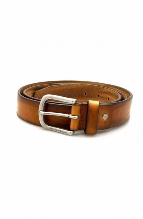 Cintura TRUSSARDI JEANS Uomo Marrone - 71L000779Y099999B170