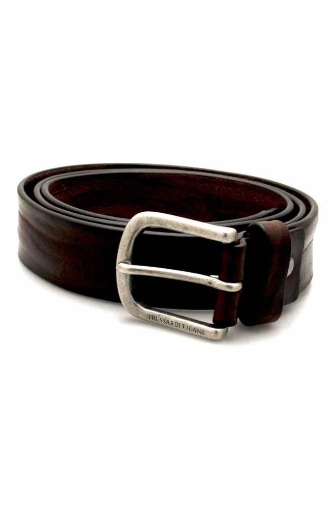 Cintura TRUSSARDI JEANS Uomo Marrone - 71L000779Y099999B220