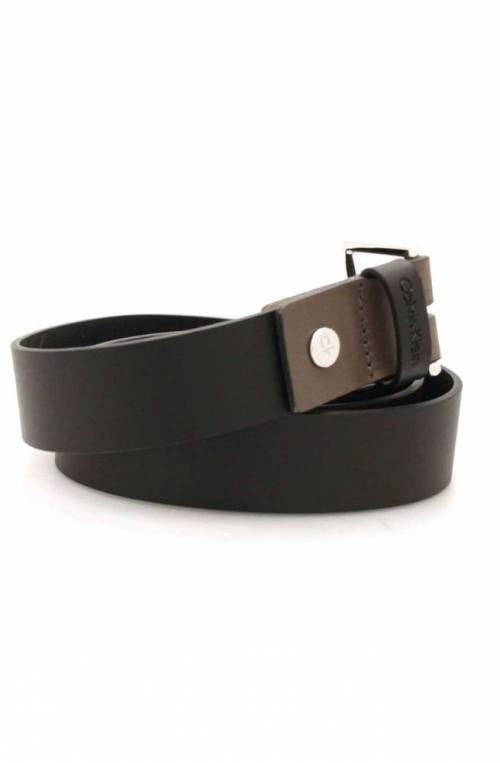 Cintura CALVIN KLEIN Uomo Nero - K50K504138001-115