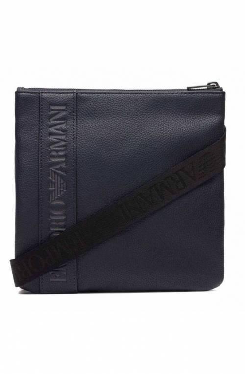 Borsa Emporio Armani Uomo Blu - Y4M177-YG89J-80455
