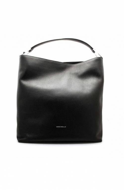 COCCINELLE Bag KEYLA Female Black - E1CI0130101001