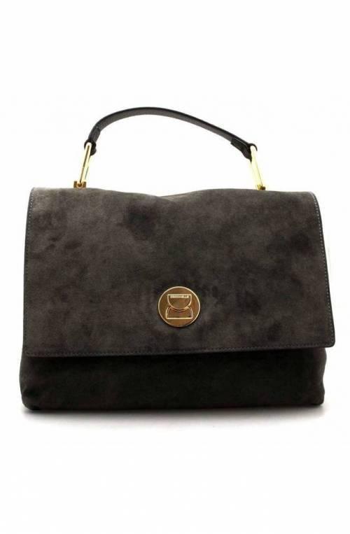 COCCINELLE Bag LIYA SUEDE Female Fumè - E1CD1180101Y28