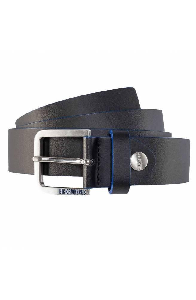 super qualità colore attraente uomo Cintura BIKKEMBERGS Uomo Blu-Nero - E83PME350084B16 - PoppinsBags