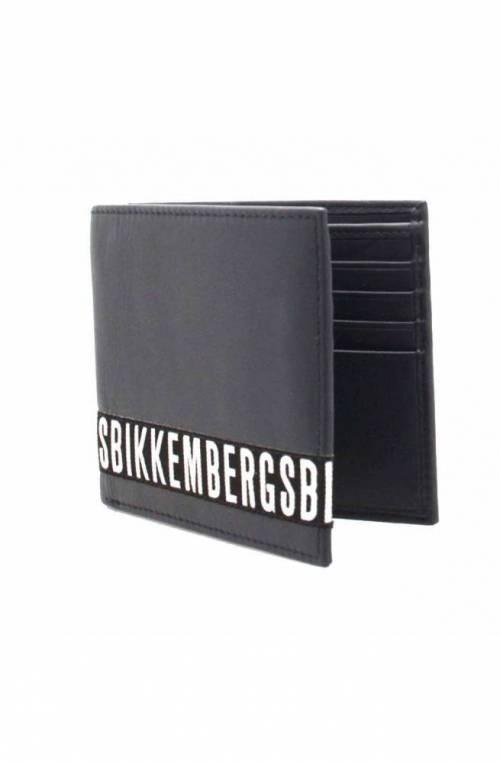 Portafoglio BIKKEMBERGS Uomo Blu - E83PME303043080